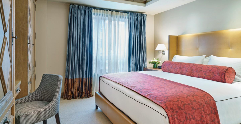 Dancing Bear Aspen Residence Bedroom